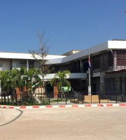 EY and lower primary building